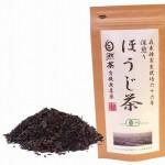 自然茶【深煎りほうじ茶】80gリーフ