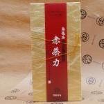 赤茶力(無農薬国産烏龍茶:リーフ)80g