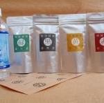 苦丁茶・紅美茶・蔵人茶・漆黒茶4種各1袋全40TP