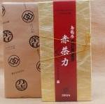国産烏龍茶【赤茶力】贈答用1個入パッケージ~ちょっとしたプレゼントに最適♪~