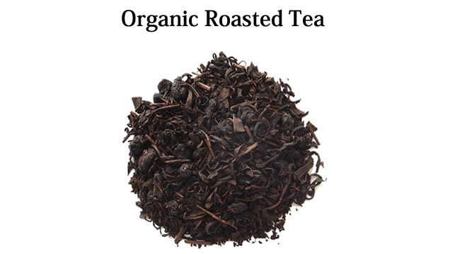 Organic Roasted Tea