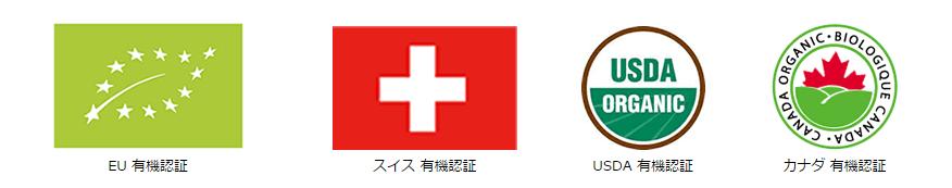 有機認証ロゴ